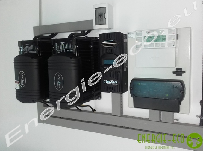 Invertoare prezentare 1-8kW